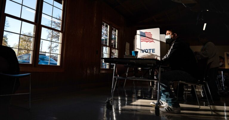 What's keeping democracy experts up most at night? An overturned election