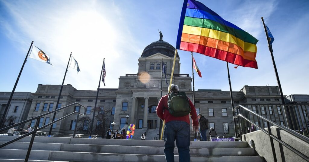 ACLU sues Montana over transgender ID law requiring proof of surgery