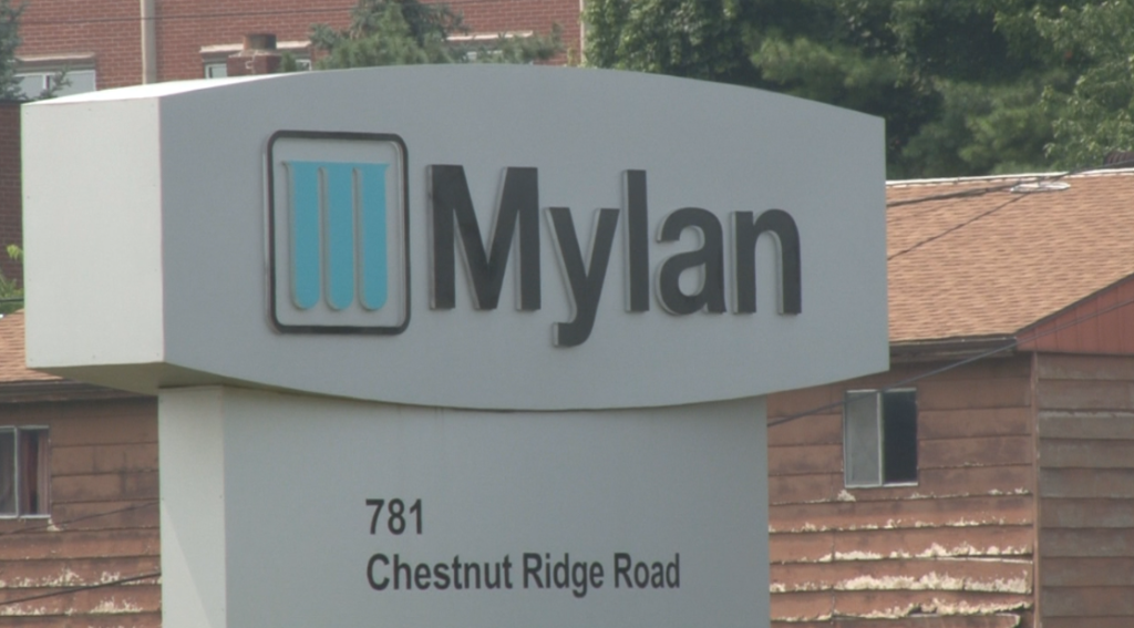 Delegate Fleischauer petitions federal government to help save jobs at Mylan Pharmaceuticals