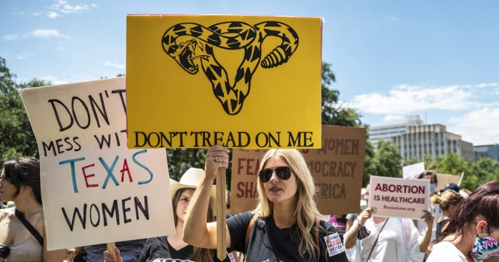 New Texas abortion law empowers vigilantism, experts say