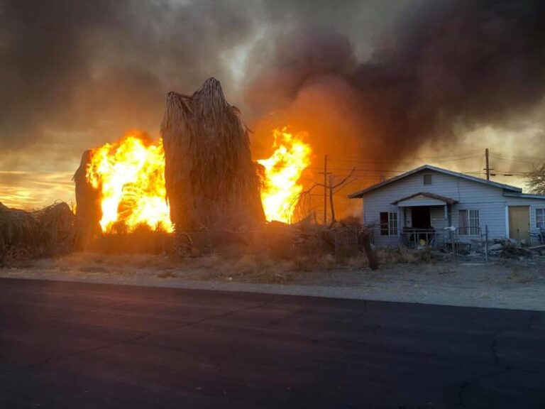 A look back on the Niland fire: One year after the notorious blaze | News