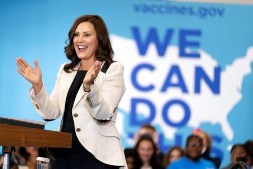 Whitmer blows past campaign finance limits thanks to legal loophole