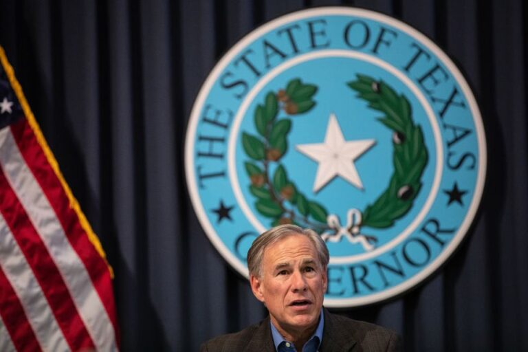 Justice Department Sues Texas Over Abbott's New Immigration Order, Kicking Off Legal Battle | National News