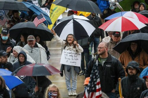 Michigan House repeals emergency powers law Whitmer used