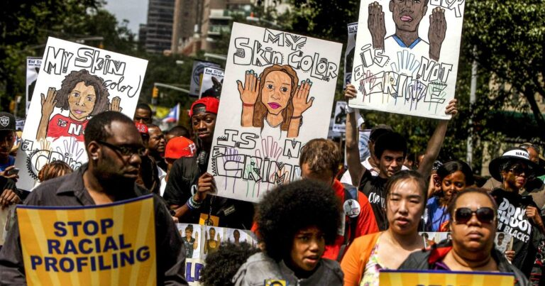 New Yorkers say they've been ignored in stop-and-frisk fight