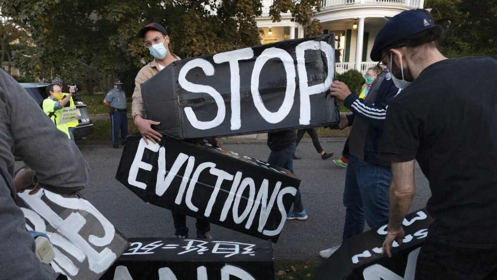 When The Eviction Moratorium Ends (San Diego News Now)