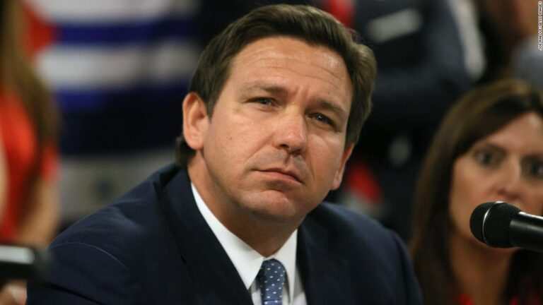 Florida Gov. Ron DeSantis' order on masks in schools faces first legal challenges over constitutionality