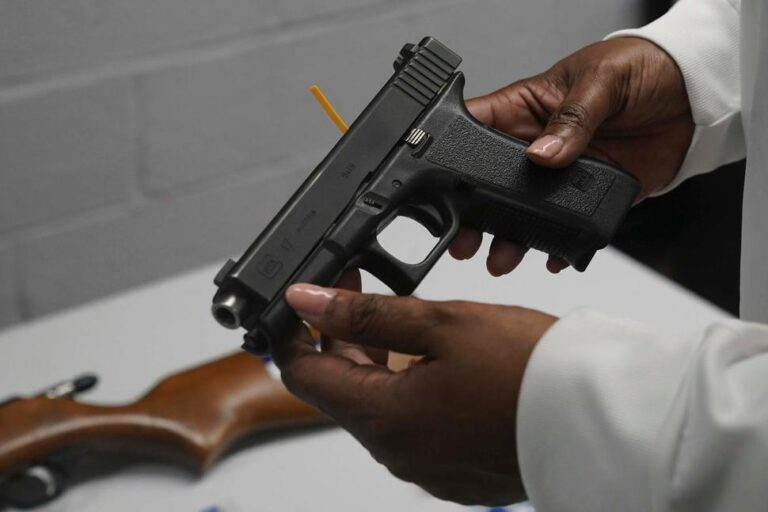 Police Pushback Doesn't Stop Conservative Gun Law Rollback | Political News