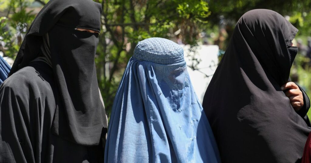 Afghan women forced from banking jobs as Taliban take control