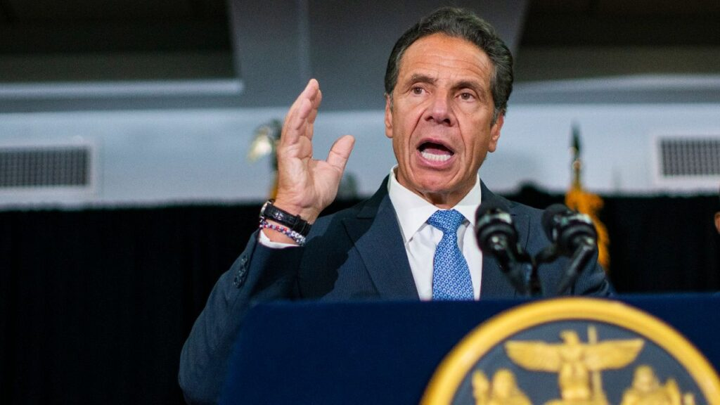 Cuomo 'sexually harassed multiple women'