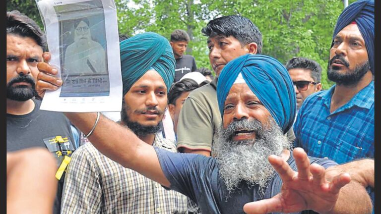 Govt jobs to Cong MLAs' sons: Protesting LIP worker attempts self-immolation
