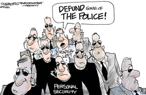 Legal Memo Says Reform Law Doesn't Prevent Police Response | Washington News