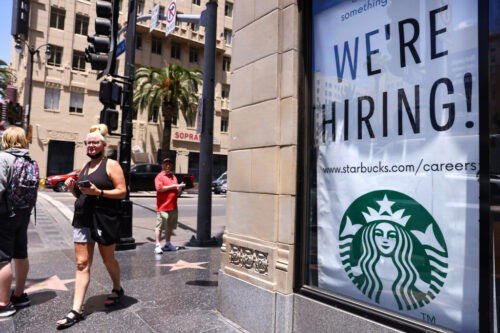 Private companies added 330K jobs in July, ADP says, only half the estimate