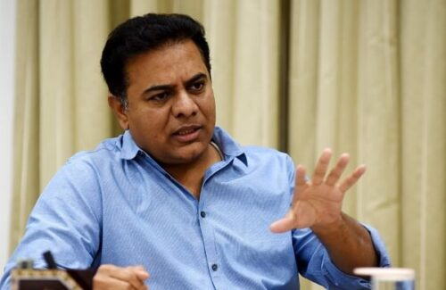 Taunting Bandi, KTR asks people to avail Jan Dhan; says government jobs 'not possible for all'- The New Indian Express