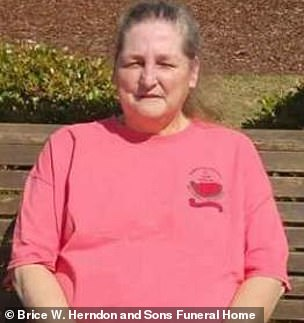 In 2018, Alex Murdaugh also settled a wrongful death claim in the 'trip and fall' death of their 57-year-old housekeeper Gloria Satterfield (above)