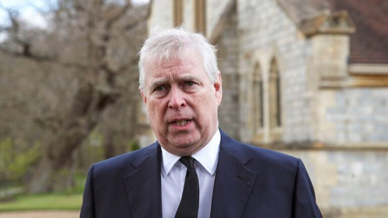 Prince Andrew's lawyers question service of legal documents