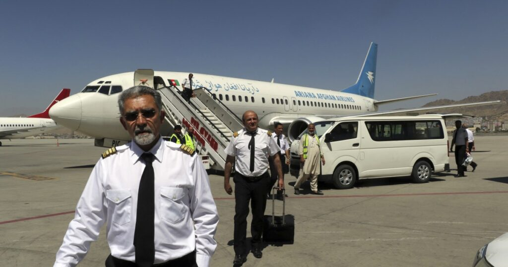 Taliban stop planes of evacuees from leaving but unclear why