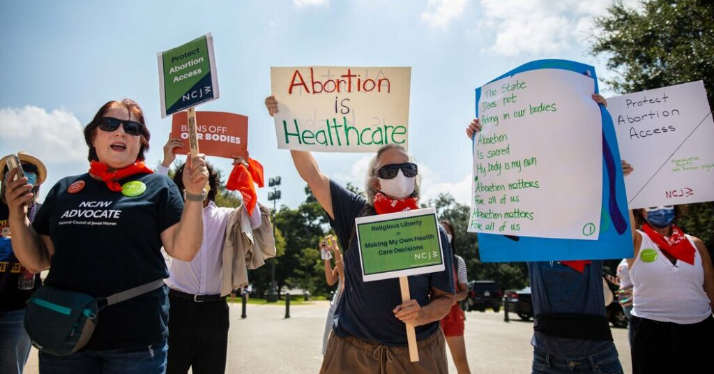 Texas Abortion Law: Questions and Answers