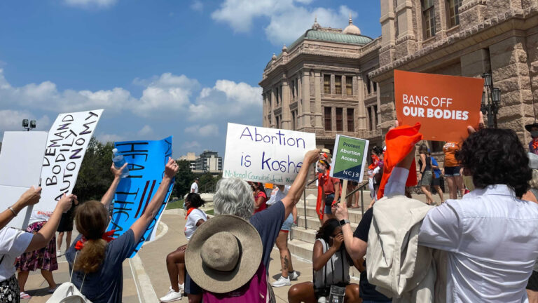 Texas abortion law drumming up huge political engagement, spending